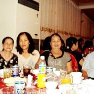 Đám cưới con trai Đặng Thị Tuyết