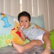 Cháu ngoại Phạm Thiên Thu