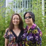 Thiên Thu thăm Thảo Trang