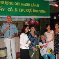 Hội Ngộ Cựu HS Qui Nhơn Lần II (hình của Khanh Tiên)