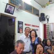 Họp Mặt La San và Trinh Vương, Tết Tây ở Sài Gòn