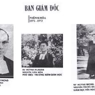 Ban Giám Đốc Lasan NK 71-72